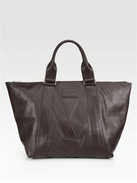 Marc By Marc Standard Supply Tote marc by marc m standard supply leather tote bag in