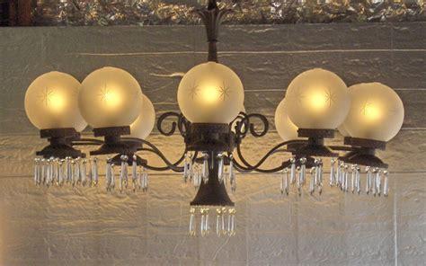 Chandelier Bob Retro Vegas Lighting Sold