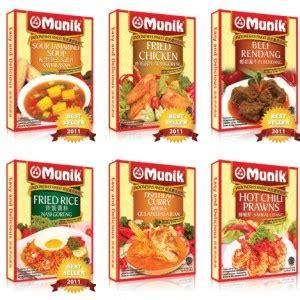 Munik Bumbu Sop Buntut bamboe instant seasoning citra sukses international