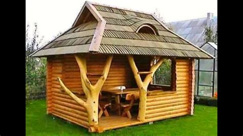 amazing wood house desing creative ideas  youtube