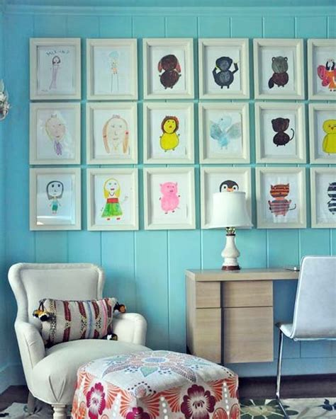 creative ways to display photos without frames creative ways to display your children s artwork