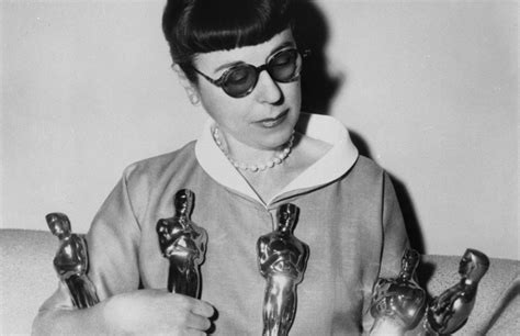 edith heads hollywood iconic hollywood costume designer highlighted in bendigo art exhibition star observer