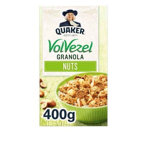 quaker volvezel noten