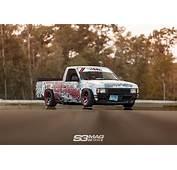 No Money Problems Alecs Nissan Hardbody Drift Truck