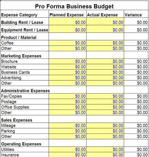 Ordinary Remodeling Planner Free Online #1: Operational-budget-template-excel-expense-budget-template-NbhCoc.jpg