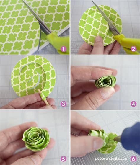 How To Make Paper Flower Basket - paper crafted easter baskets paper and cake paper and cake