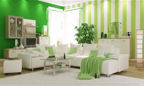 green rooms 5 modern green living rooms photos