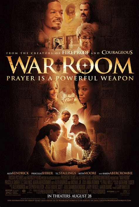 Biography War Movie | war room cast and actor biographies tribute ca