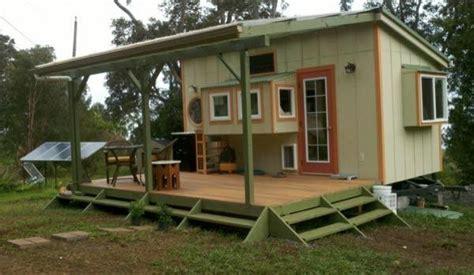 Small Homes In Hawaii Habitats Hawaii Tiny House Builders