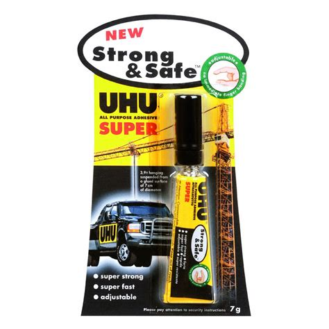 Lem Serbaguna Universal Loctite Universal Glue Strong 18 uhu strong safe colle forte universelle ruban adh 233 sif colle uhu sur ldlc