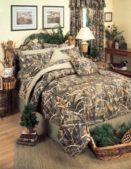advantage max 4 realtree camouflage bedding colors wall