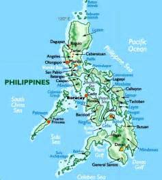 Philippines World Map by Philippines Map