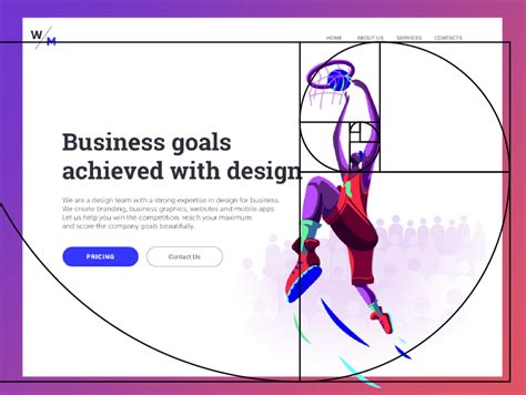 web layout golden ratio golden ratio bring balance in ui design tubik studio