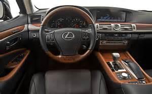 Lexus 2013 Interior 2013 Lexus Ls Interior Photo 2