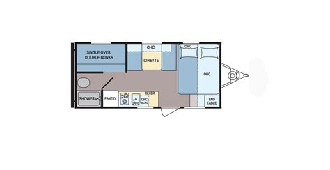 coleman travel trailers floor plans new 2016 coleman coleman cts17fq travel trailer for sale