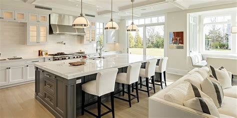 12 foot kitchen island luxury his and hers kitchens wsj