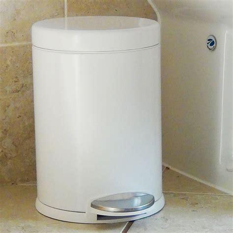 simplehuman pedal bathroom bin 3l white best wallpapers