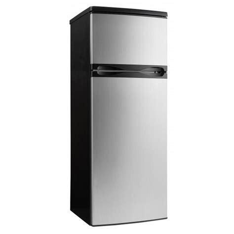 Apartment Fridge Home Depot Frigidaire Gallery 18 1 Cu Ft Top Freezer Refrigerator