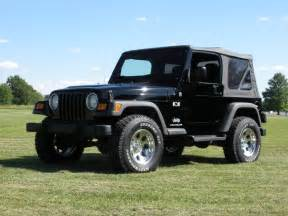 Jeep 2005 Wrangler 2005 Jeep Wrangler Information And Photos Momentcar
