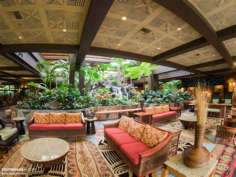 polynesian home decor the polynesian resort hotel history of walt disney world
