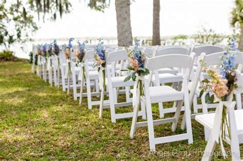 Merritt Island: Angel and Alex's Rustic Lakeside Wedding