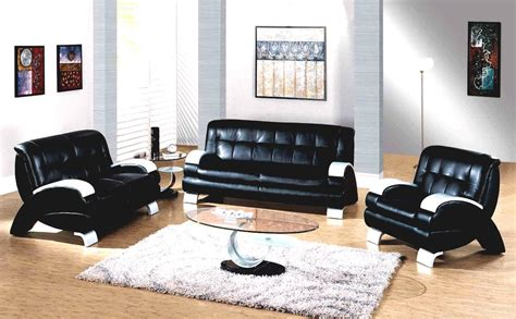 White Living Room Furniture Sets by Black Leather Living Room Furniture Sets