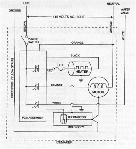 whirlpool maker wiring diagram get free image about