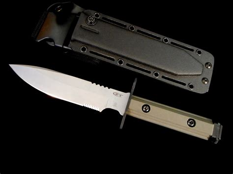 zero tolerance zt 9 bayonet zero tolerance zt 9 bayonet fighting knife strider