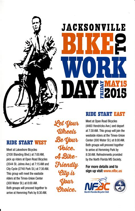 Bike To Work 8 greet bike to work day riders friday may 15 8 30 am at
