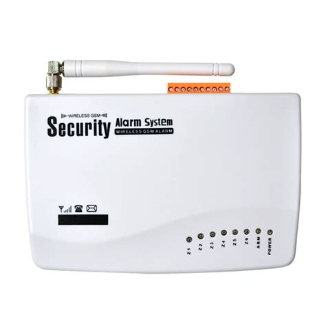 ya 300 gsm wireless gsm home security burglar alarm system