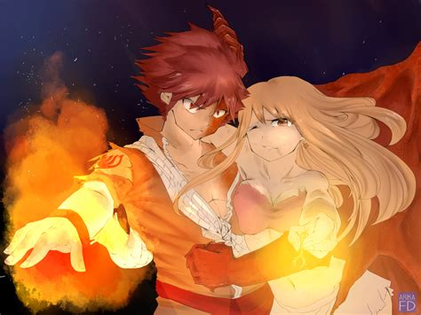 download film anime fairy tail dragon cry nalu by arikafd on deviantart