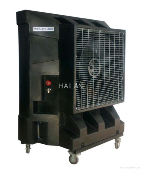 large outdoor cooling fans portable evaporative cooling fans hp48 hailan china