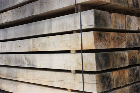 Railway Sleepers New by New Oak Railway Sleepers From Railwaysleepers
