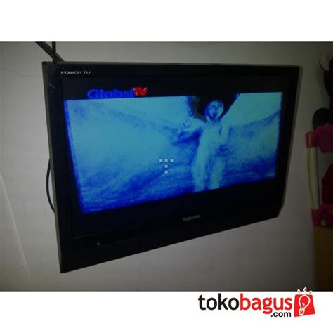 Tv Led Malang led lcd tv toshiba 19 inchi malang fanipuasarri1211020005