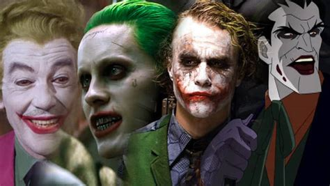 best joker ranking the jokers from worst to best