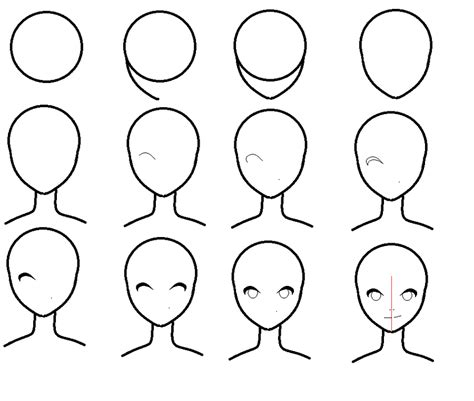easy to draw anime faces emotions step by step guide how to draw 28 emotions on different faces drawing books books how to draw an simple anime