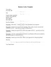 Tips On How To Write The Professional Business Letter