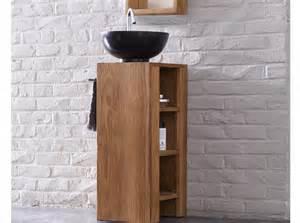 Formidable Petite Etagere Salle De Bain #4: Petit-meuble-sous-vasque-pour-petite-salle-de-bains.jpg