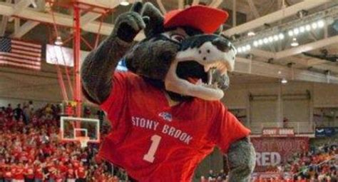 s section stony brook madness of the week mascots section college sports madness