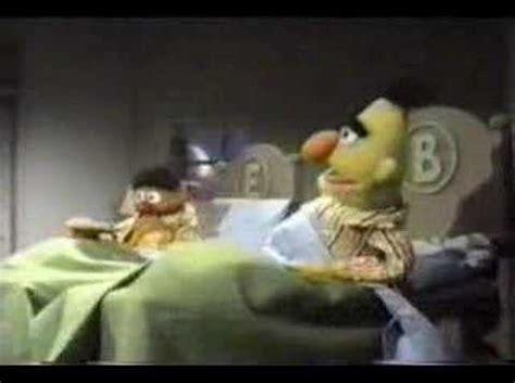 bert and ernie in bed bert ernie cookies in bed vintage sesame street