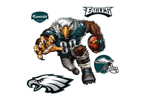 Eagle Decor Extreme Eagle Wall Decal Shop Fathead 174 For Philadelphia
