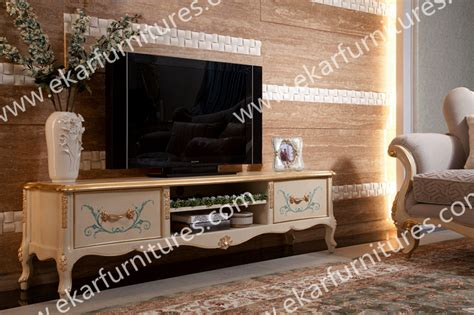 Hand Carved Furniture by Antique Marble Top Tv Stand Classic View Marble Tv Stand