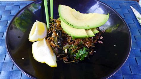 Live Food Bar Detox Salad by Top Six In The 6 Brain Foods Foodism To