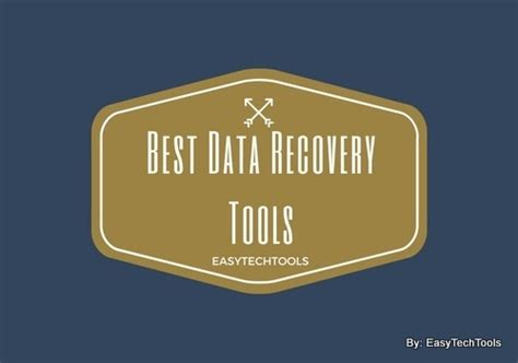 best data recovery software the best professional data recovery software by easytechtools