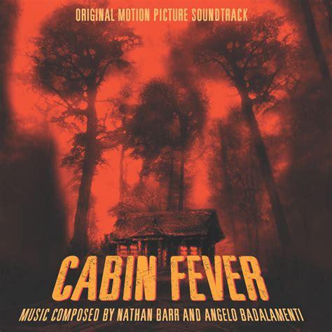 cabin fever score cabin fever