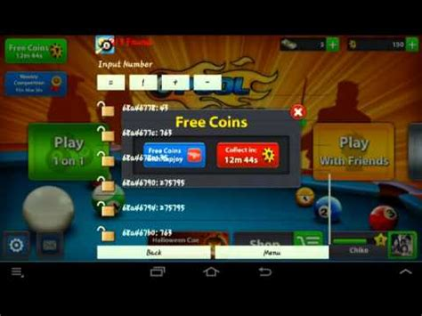 8 pool cheats android how to hack 8 pool permanent android gamecih