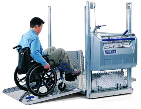 Wheel Chair Lifts by Wheelchair Assistance Scooter 7 Wheelchair Lifts