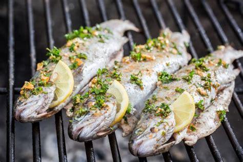 Forelle Romper c 243 mo cocinar pescado a la parrilla