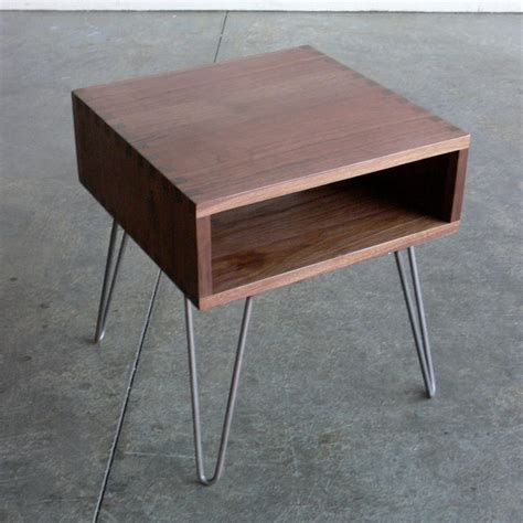 Hairpin Legs Table hairpin leg side table