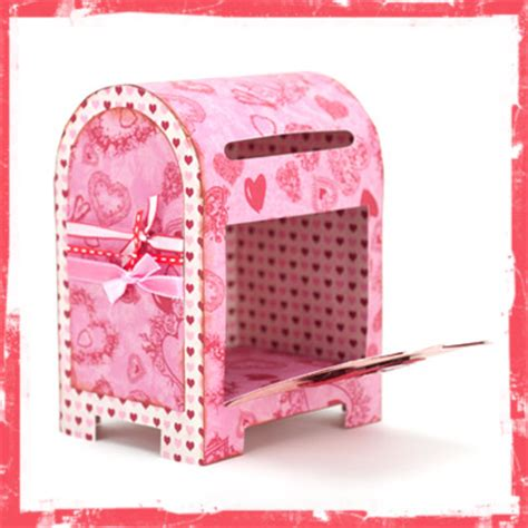 valentines day mailbox mailboxes svg kit svgcuts